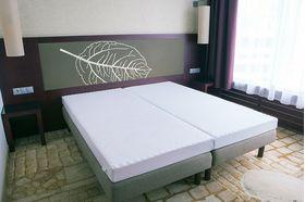 NightRest madratsit saab kasutada ka suurema voodi korral.